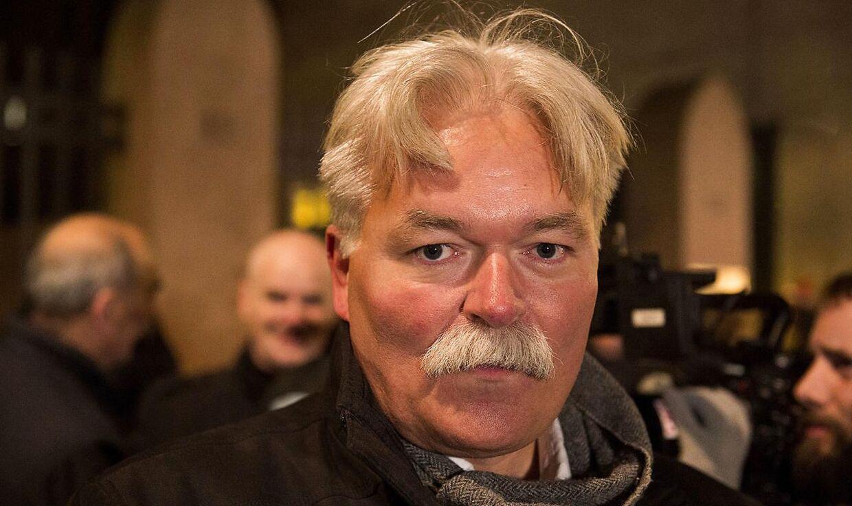 Jesper Lynghus var rådgiver for Nicklas Bendtner fra 2011 til 2013.