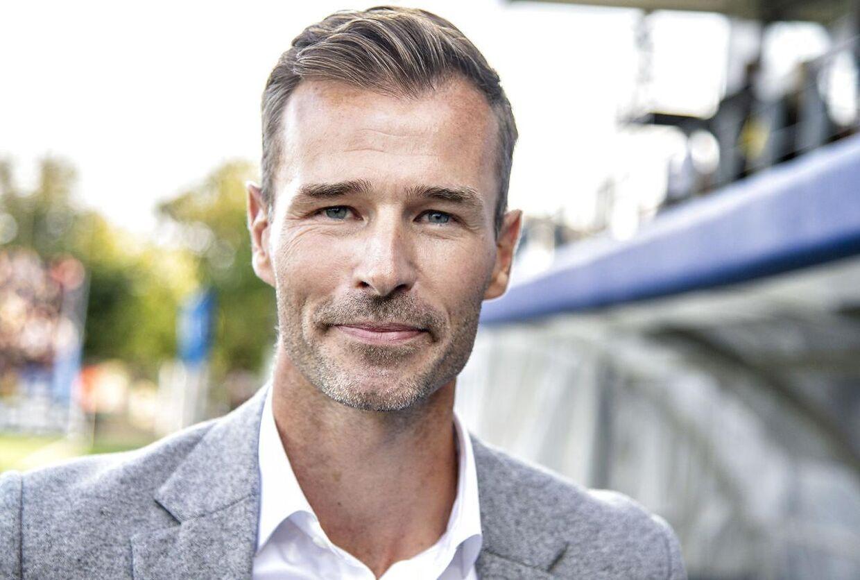 Thomas Bælum er administrerende direktør i superligaklubben AaB.