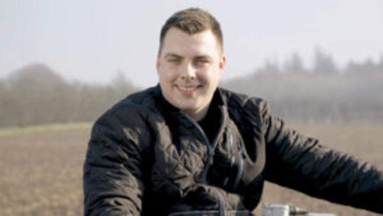 Mathias fra 'Landmand søger kærlighed' 2019 (Foto: TV 2)