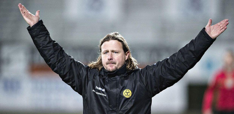 Bo Henriksen er manager i superligaklubben AC Horsens.