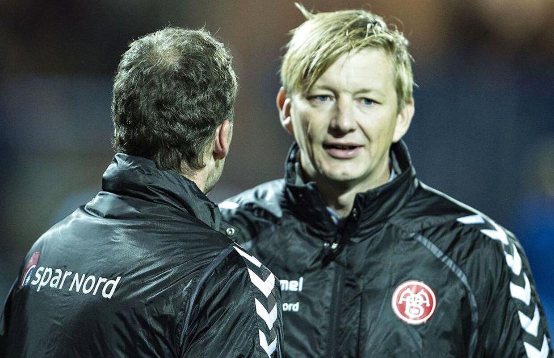 Allan Gaarde blev for et par uger fritstillet med øjeblikkelig virkning fra sit job som sportsdirektør i superligaklubben AaB.