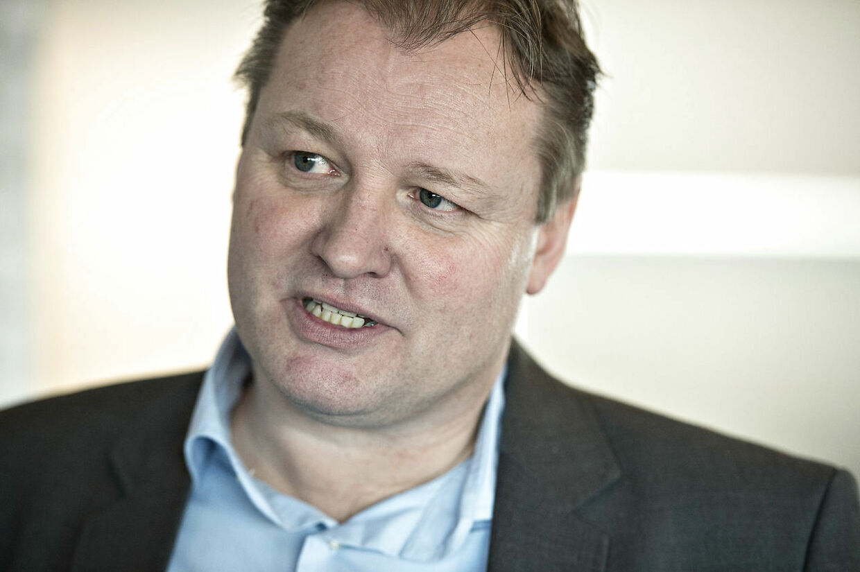Ole Nielsen er i øjeblikket sportsdirektør i 1. divisionsklubben Vendsyssel FF.