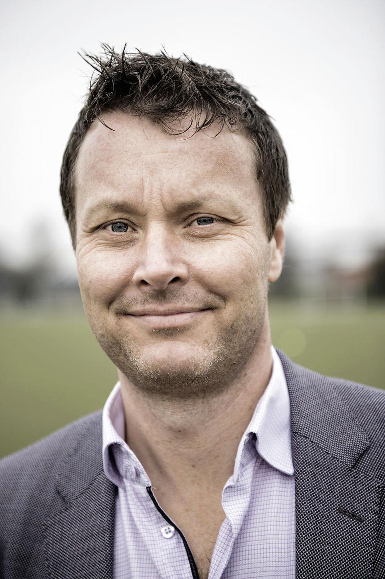 Kenneth Reeh, konstitueret direktør, DBU.