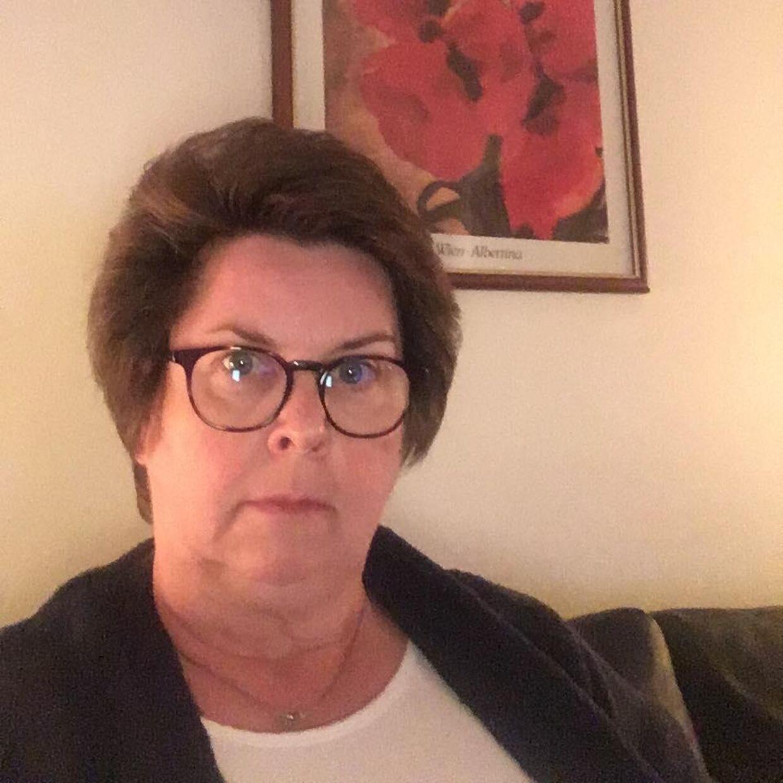 Susan Jeppsen har problemer med at falde i søn om natten på grund af støjen fra metroen.