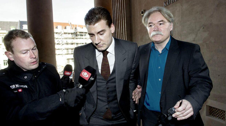 Nicklas Bendtner har været involveret i flere skandaler – herunder spritkørslen ved Gammel Strand i 2013.