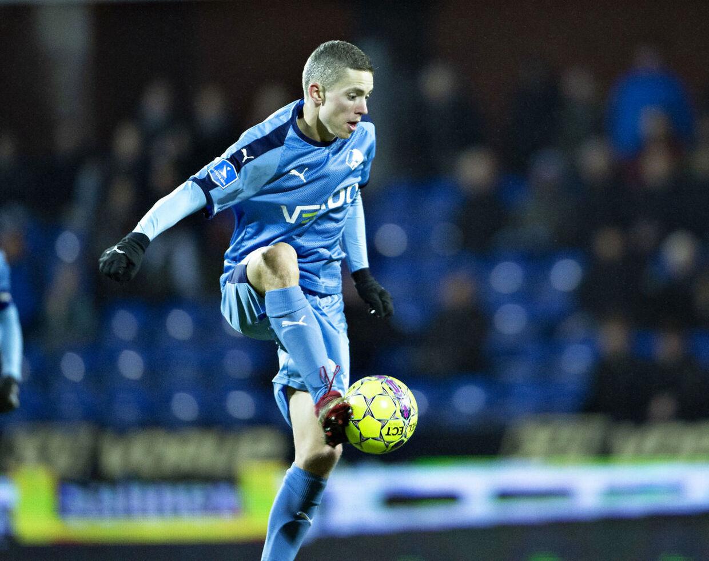 André Rømer har forlænget sin kontrakt med Superliga-klubben Randers FC frem til sommeren 2024.