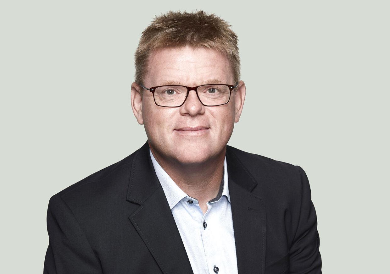 Borgmester Torben Hansen (S) glæder sig til kineserne skal få øjnene op for Randers.