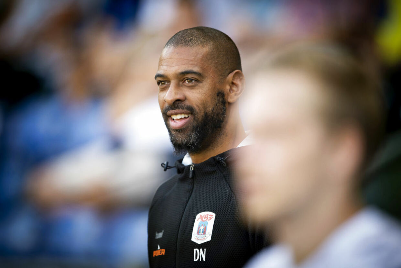 AGF's cheftræner David Nielsen.
