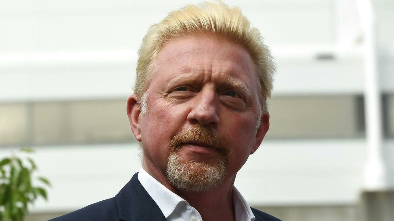 Boris Becker roser Holger Rune.