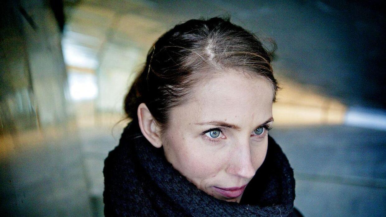 Arkivfoto afTuva Novotny, som spiller kone til Nikolaj Coster-Waldau.