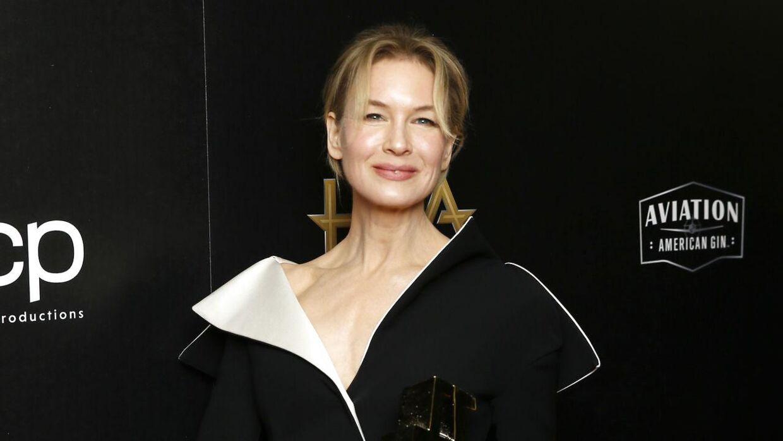 Renée Zellweger til Hollywood Film Awards.