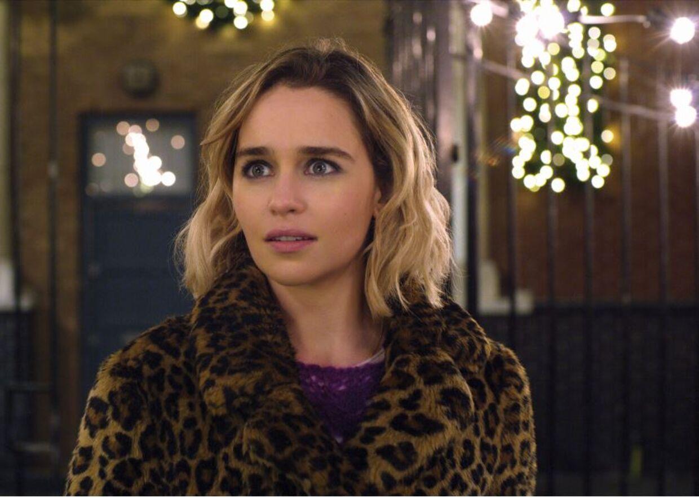 GOT-stjernen Emilia Clarke i rollen som Kate.