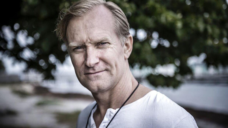 Ulrich Thomsen, skuespiller.