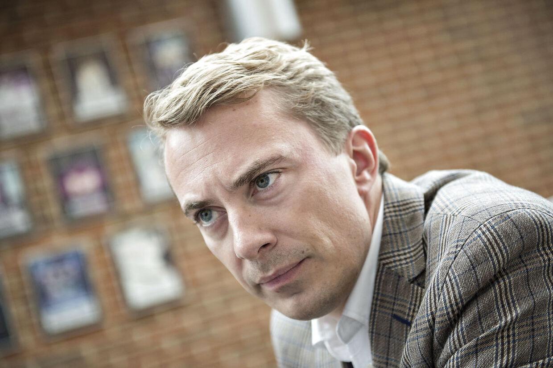 Morten Messerschmidt er modstander af, at EU betaler for 70.000 unges interrail-billetter. Arkivfoto