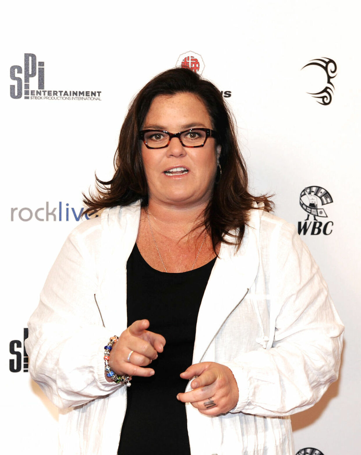Rosie O'Donnell.