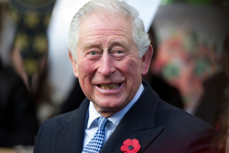 Prins Charles har oprettet en snes velgørende institutioner i eget navn. Han er desuden protektor for mange andre godgørende fonde og organisationer. (arkivfoto) Eddie Mulholland/Ritzau Scanpix