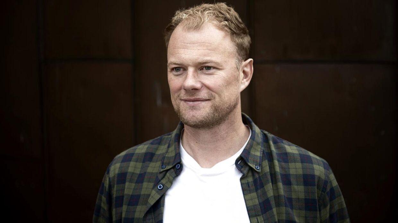 Christian Degn er klar til en helt ny rolle på danskernes tv-skærme. (Foto: Scanpix)