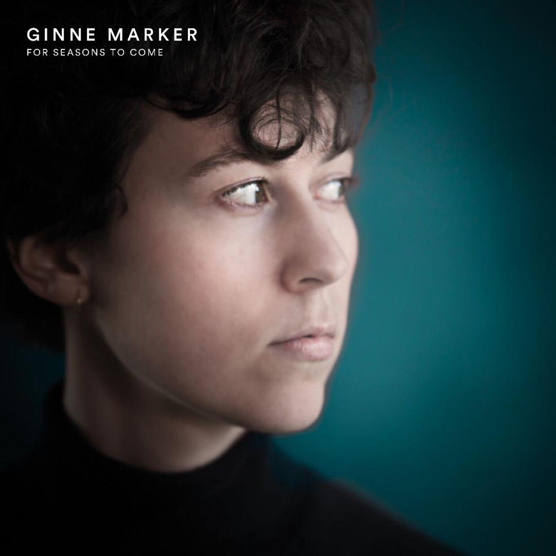 Ginne Marker udgiver sit deutalbum fredag.