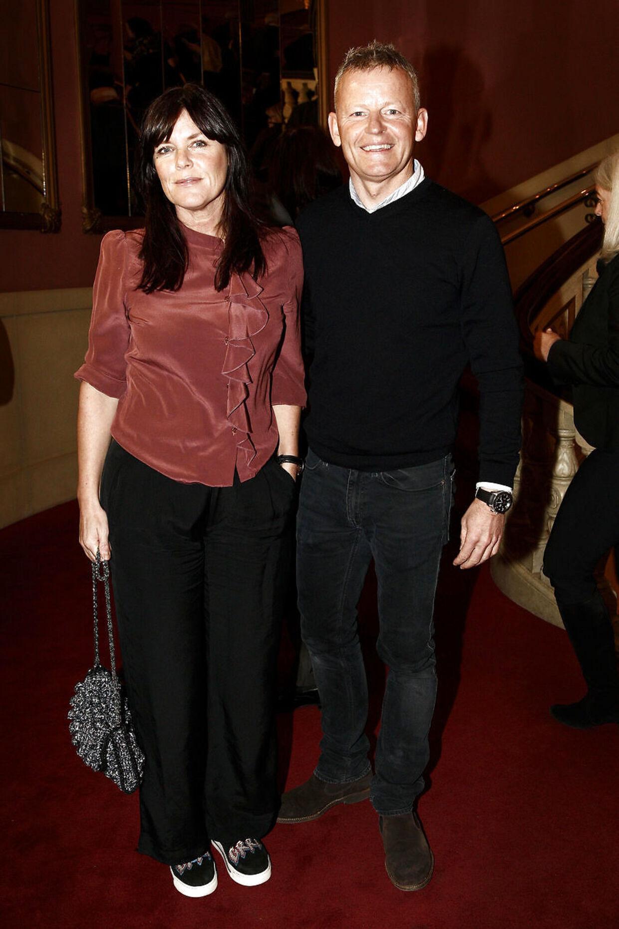 Her ses Bubber og Christina Ibsen Meyer i 2015..