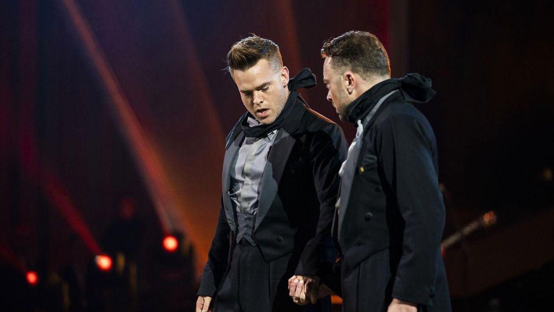 Silas Holst og Jakob Fauerby er blandt favoritterne til at vinde årets 'Vild med dans'.