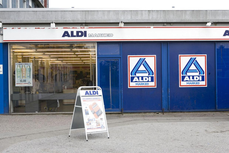 Aldi renoverer en lang række supermarkeder - og står nu også til at åbne 60 nye.