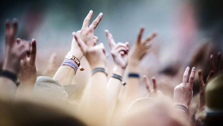 Der er ofte rift om billetterne, når populære kunstnere giver koncerter. Billetbørsen Viagogo er flere gange blevet beskyldt for at sælge for dyre eller endda falske billetter. Nu svarer virksomheden på kritikken. (Arkivfoto)