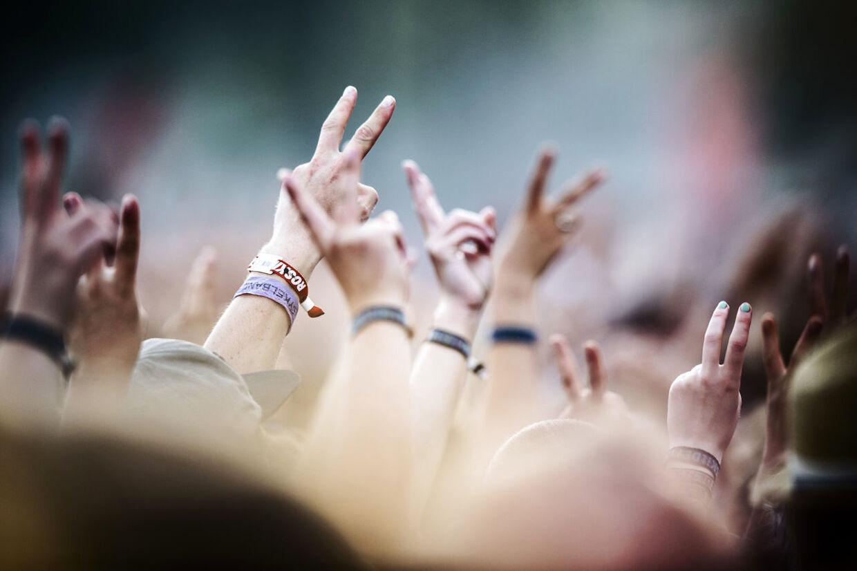 Der er rift om billetterne til de populære koncerter. (Arkivfoto)