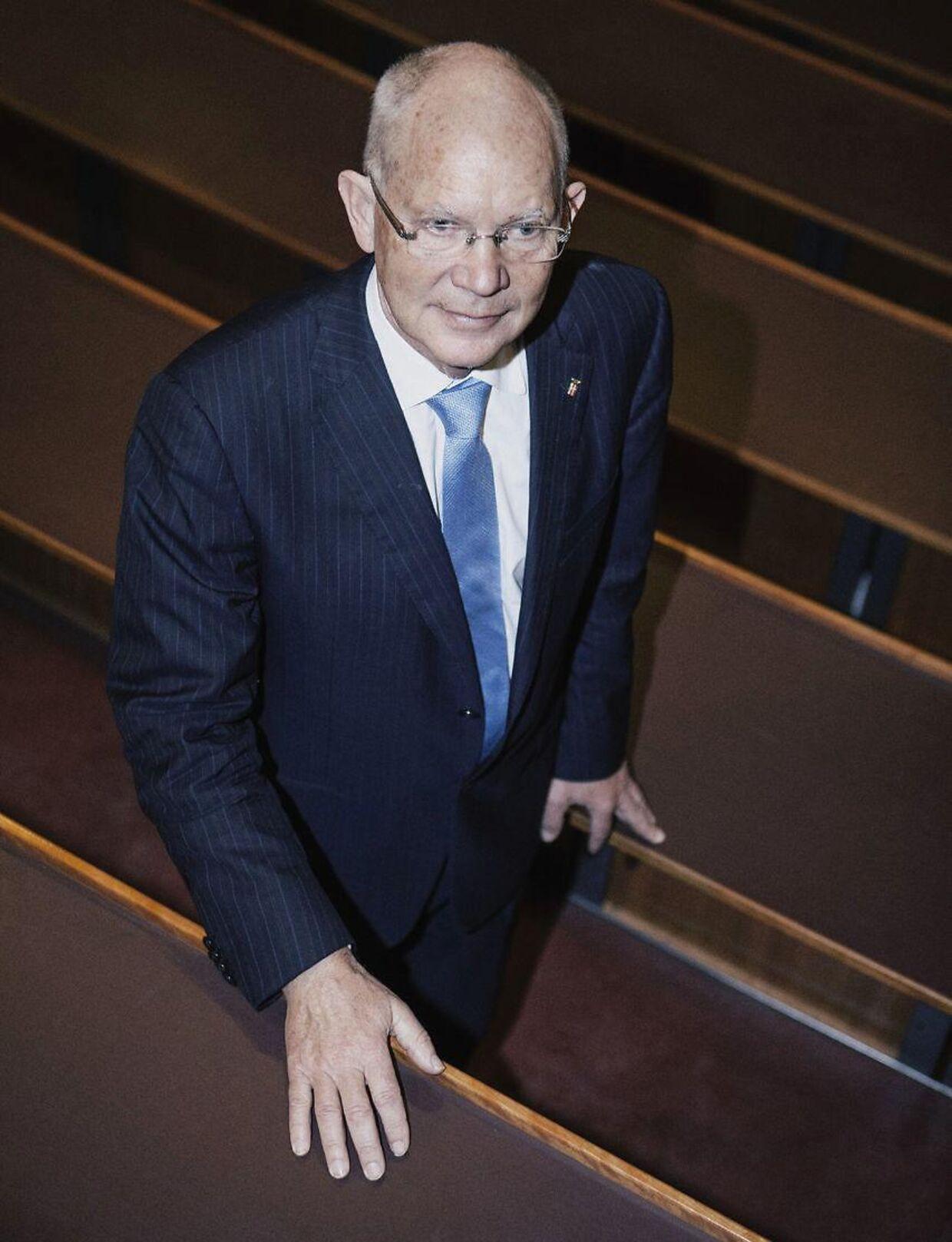 Sportsøkonomen Troels Troelsen har været professor ved CBS.