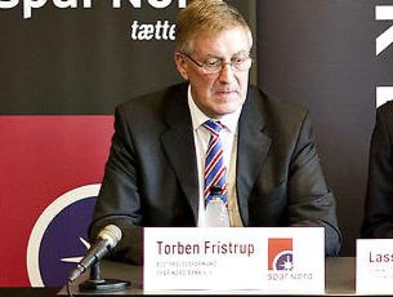 Torben Fristrup, billedet, er bestyrelsesformand i aktieselskabet bag superligaklubben AaB.