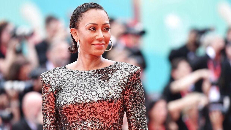 Mel B mødte i år op til premieren på filmen 'The Truth' med Catherine Deneuve, Juliette Binoche og Ethan Hawke under Filmfestivalen i Venedig.
