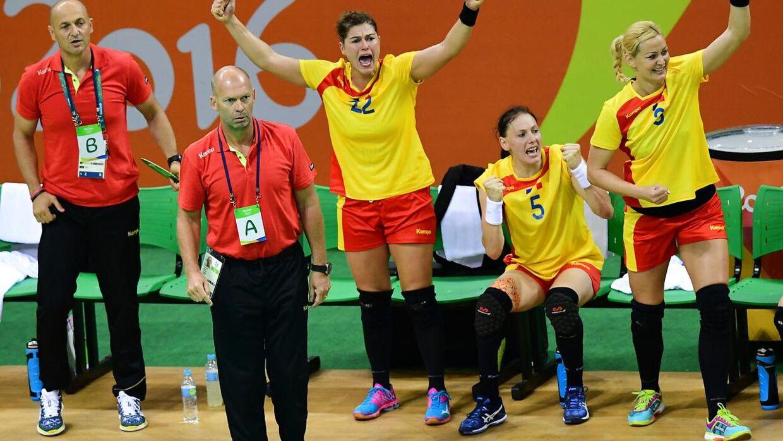 Thomas Ryde og det rumænske landshold er ramt af dopingsag.