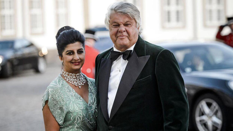 Christian Kjær og Susan Astani er lykkelige for deres beslutning om at flytte til Schweiz.