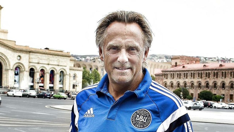 60-årige Lars Høgh kunne i slutningen af oktober fortælle, at kræften var vendt tilbage.