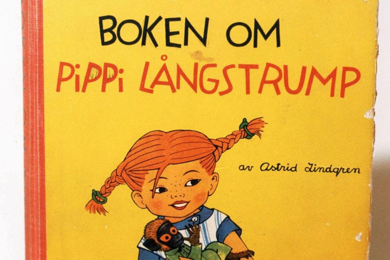 I Sverige har man lavet en ny udgave af Astrid Lindgrens bøger om Pippi Langstrømpe. Pippis fars navn er i den nye version blevet ændret til Sydhavnskonge. Hans blev før omtalt som Negerkonge. (Arkivfoto). Pressens Bild/Ritzau Scanpix