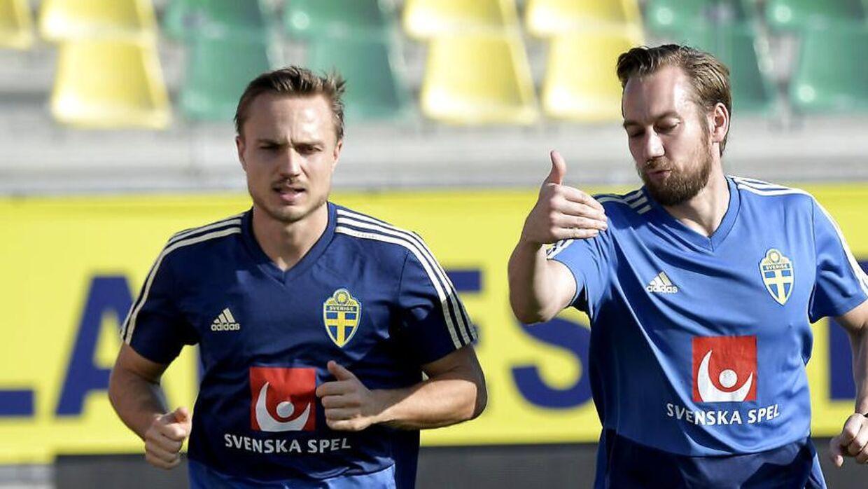 Pierre Bengtsson er tilbage i landsholdsvarmen.