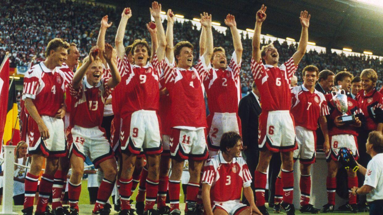Danmark vinder EM i 1992