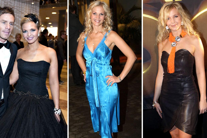 54e8c39ca9de Tre kjoler som vi næppe kommer til at se Tina Lund iføre sig igen - de