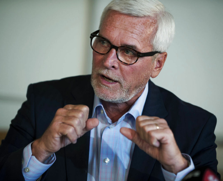 Odenses borgmester Anker Boye (S) afviser, at han skulle have brugt 245.057 kroner, som TDC har opkrævet på en telefonregning.