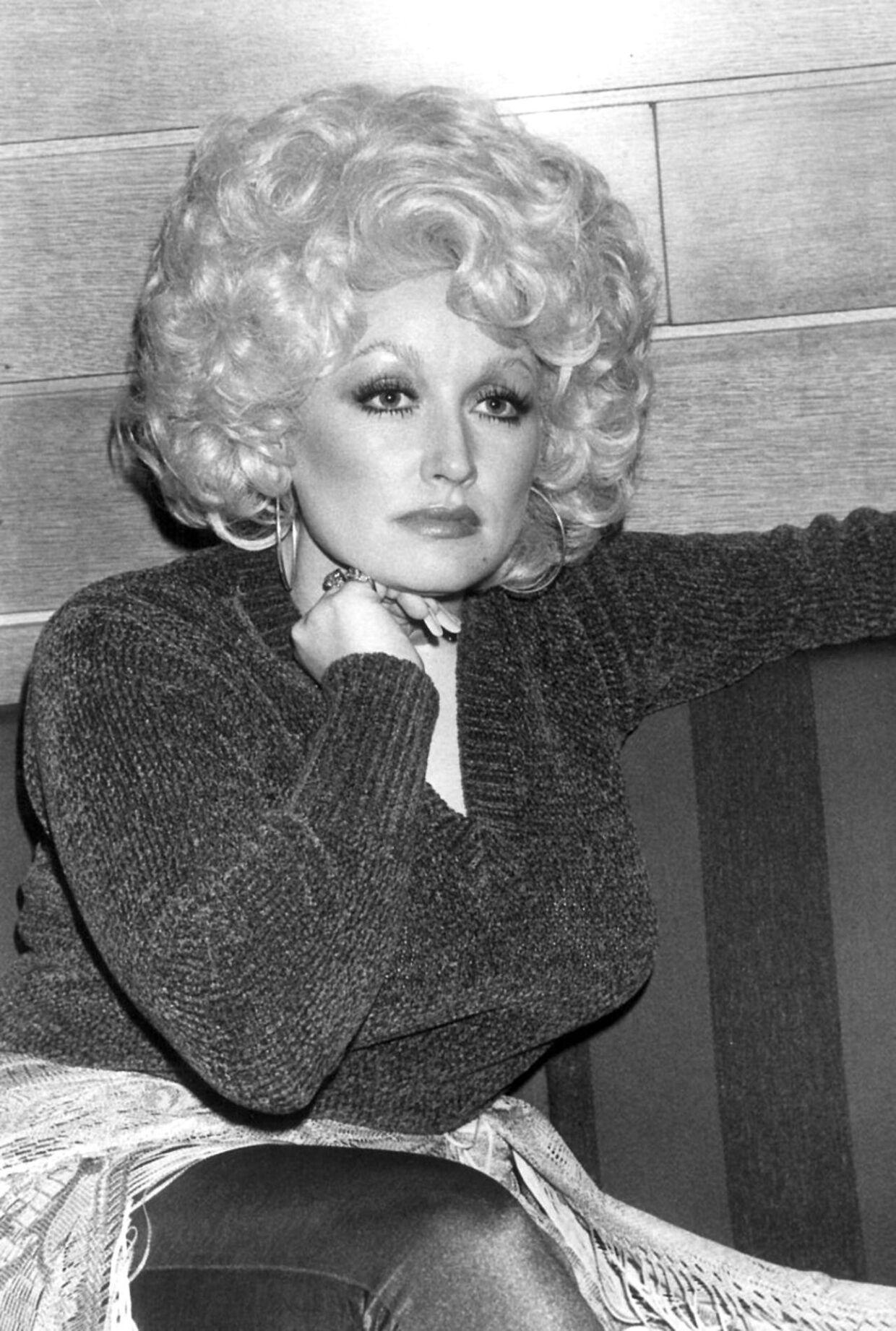 Dolly Parton i 1978.