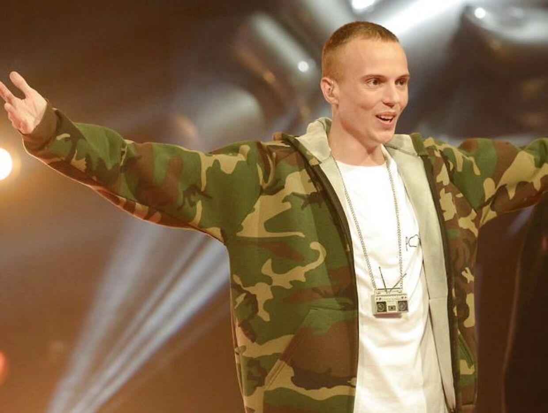 Andreas var bookmakernes favorit til at vinde dette års Voice-finale. Han måtte nøjes med en andenplads.