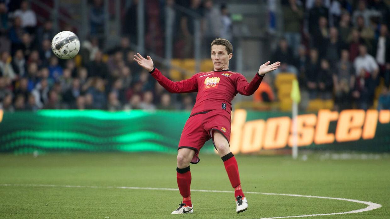 Morten Nordstrand har kontraktudløb med FCN til nytår og kan være på vej til AGF.