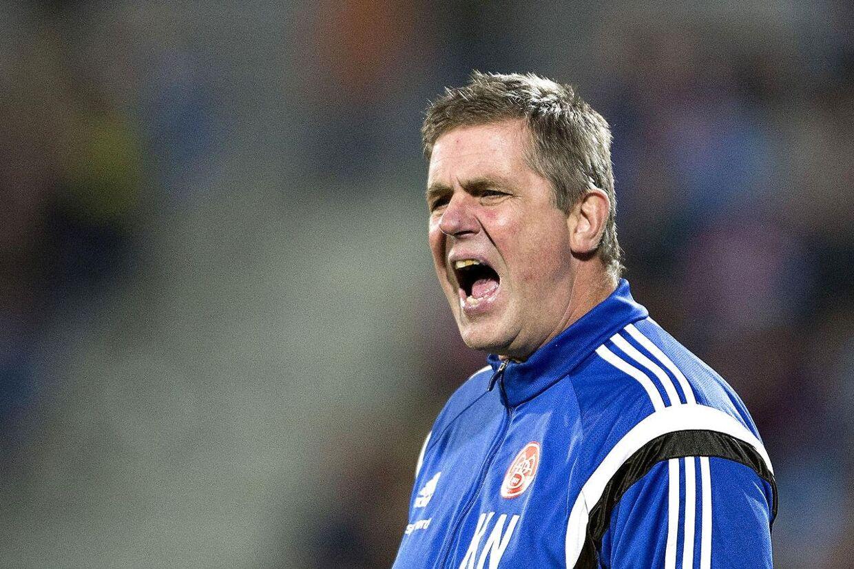 Kent Nielsen tror på, at han kan være med til at føre OB tilbage i toppen af dansk fodbold.