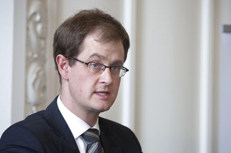 Cheføkonom Mads Lundby Hansen, CEPOS.