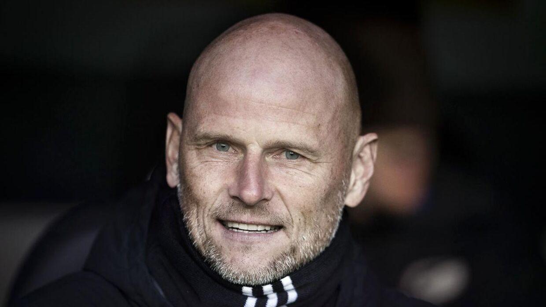 Ståle Solbakken har igen fået noget at smile over i FCK.