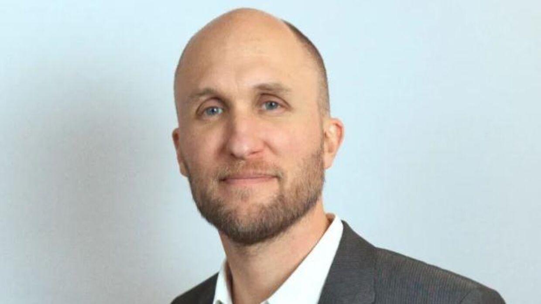 Michael Monberg, forperson i Veganerpartiet.