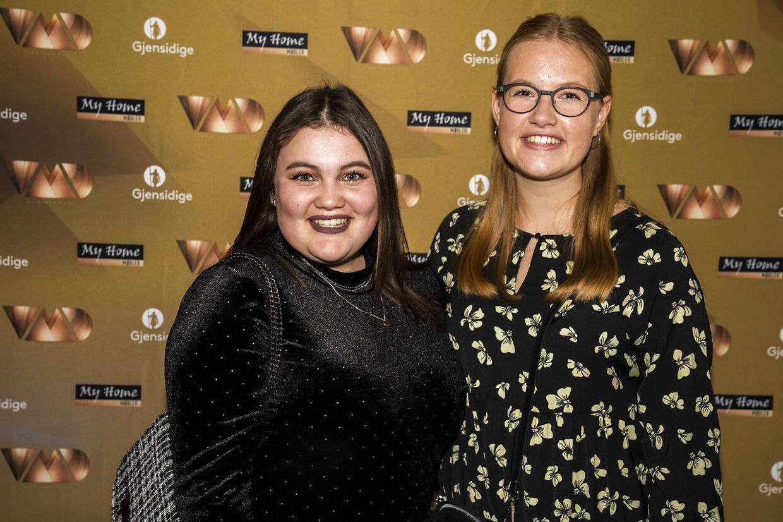 Emma og Stephanie var sammen taget med til 'Årgang 0'.