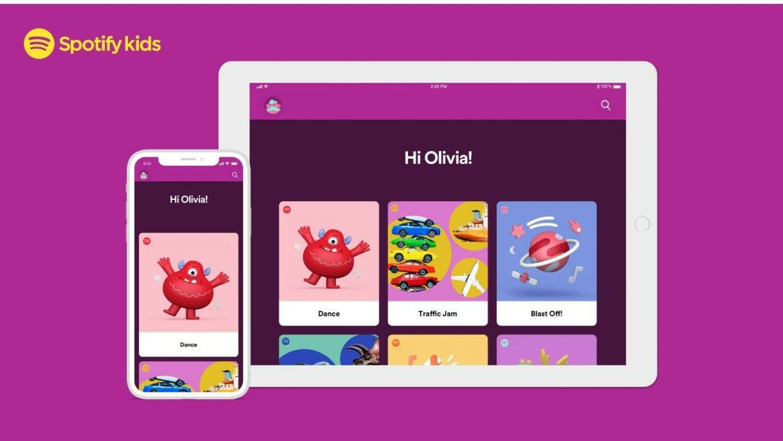 'Spotify Kids' lanceres onsdag i Danmark.