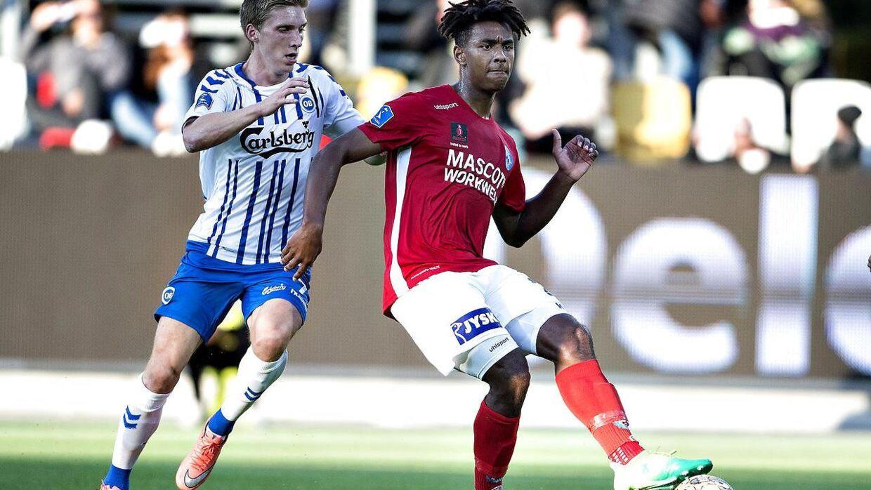 Sammy Skytte er ejet af FC Midtjylland, men det er ikke sikkert, at han nogensinde får debut for klubben.