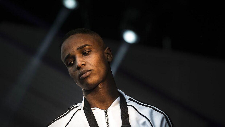 Jamaika på Countdown scenen under Roskilde 2016.. (Foto: Ida Marie Odgaard/Scanpix 2016)