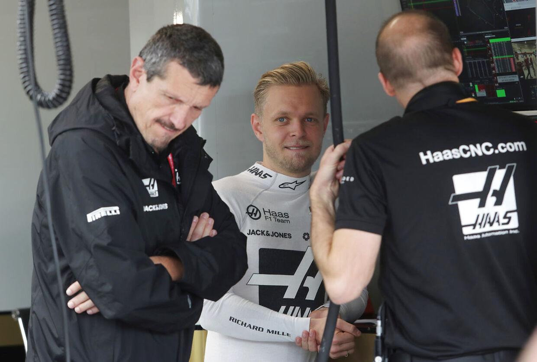 Haas' problemer med bilen i 2019 spredte sig også til garagen, hvor frustrationer undervejs i sæsonen var til at tage og føle på.